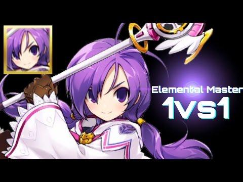 [Elsword KR] T 엘리멘탈 마스터 공식대전 T Elemental Master PvP #1