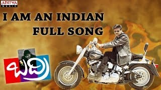 I Am An Indian Full Song II Badri Movie II Pawan Kalya, Renudesai