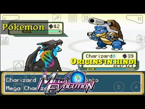 Mega Charizard X VS Mega Blastoise Mega VS Mega Evolution In Hindi Pokemon Origins