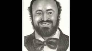 Luciano Pavarotti canta Silenzio cantatore