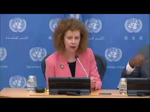 Second Multi-stakeholder Forum on Science, Technology and Innovation for the SDGs - Press Conference