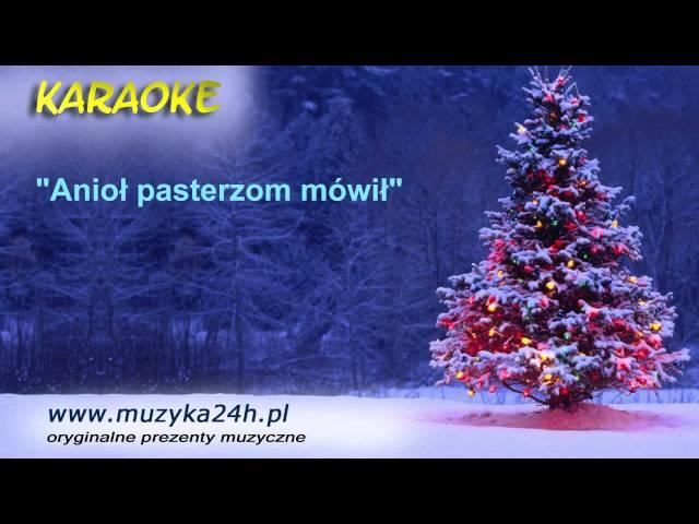 Anioł pasterzom mówił. Karaoke Full HD