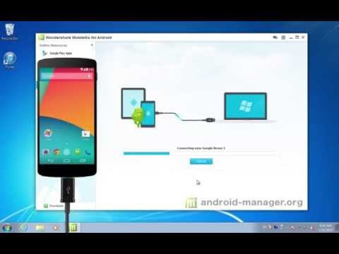 How to Transfer Music from Google Nexus 5 to iTunes, Import Nexus 5 Songs to iTunes for Backup?