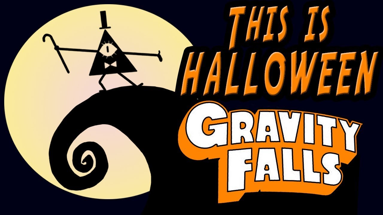 this is halloween - gravity falls impressions - madi2themax - youtube