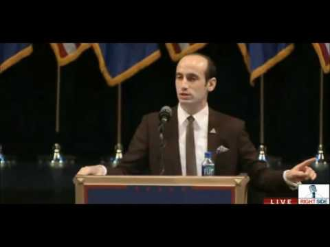 Trump's Pitbull Stephen Miller Gives Best Speech Of The Campaign! A True Inspiration!