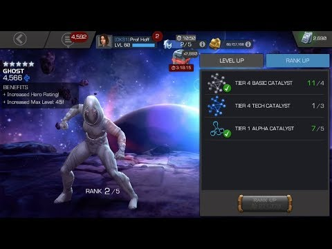 Can Brotherly Luck Get Ghost To Rank 3??