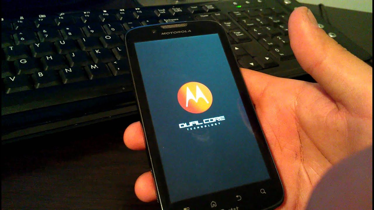 How to Unlock Motorola Atrix 2 MB865 from At&t by Unlock ...