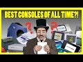 Best Games Consoles of All Time?! - Top Hat Gaming Man