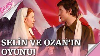 Selin ve Ozanın tiyatro oyunu