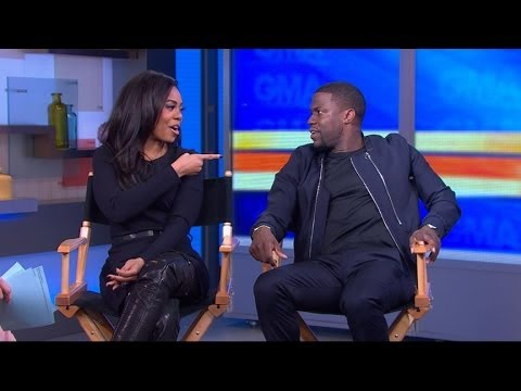 Kevin Hart, Regina Hall Interview 2014: 'About Last Night' Stars Bring the Laughs