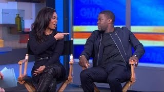 Kevin Hart, Regina Hall Interview 2014: