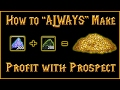"Proper Jewelcrafting / Prospecting Guide - How to Earn ""Always"" Gold! WOW Legion 7.1.5"
