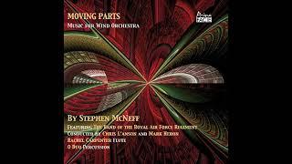 スティーブン・マクネフ /デュオ・パーカッションとウィンドオーケストラのための協奏曲 Ⅱ