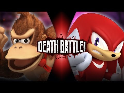 Download Youtube: Donkey Kong VS Knuckles (Nintendo VS Sega) | DEATH BATTLE!