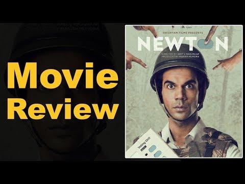Movie Review- Newton | Rajkumar Rao | Pankaj Tripathi | The Lallantop