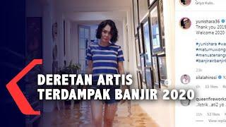 Deretan Artis yang Rumahnya Kena Banjir Jakarta