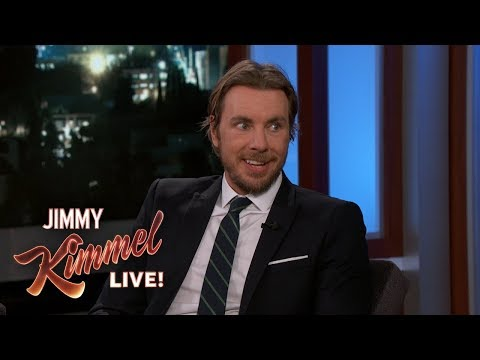 Dax Shepard Had Sex with Jell-O