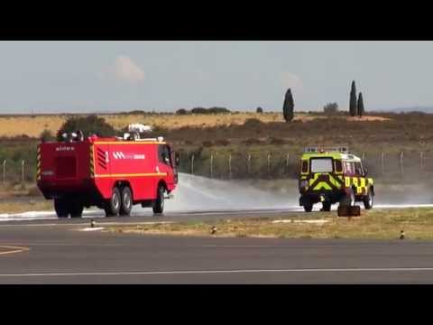 Aéroport de Béziers Cap d'Agde - SDIS DE L'HERAULT
