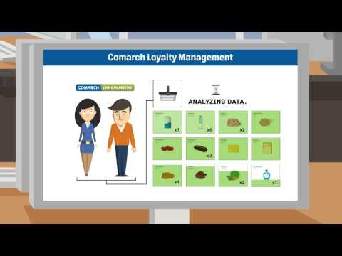 Comarch Loyalty Management - IT solution for comprehensive management of loyalty programs
