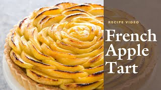 How to Make a French Apple Tart with Cook's Illustrated Editor Andrea Geary