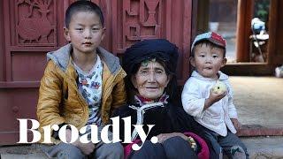 Suku Matriarki Terakhir dari Cina