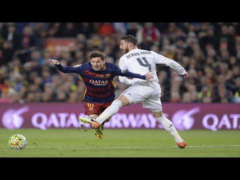 Sergio Ramos vs Barcelona    HD