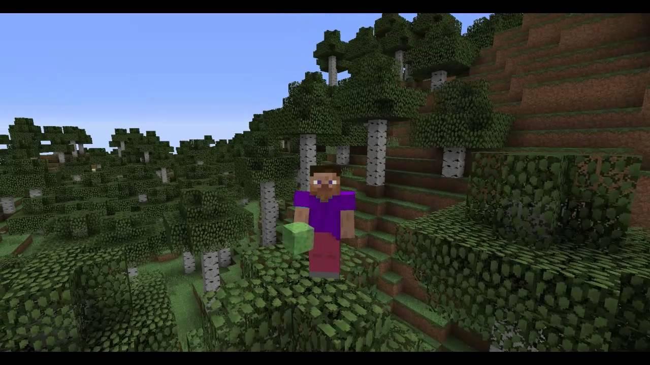 Minecraft 1.8 (14w03 snapshots) skin template! - YouTube