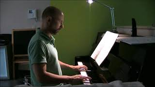Learning piano at 40 - After one year