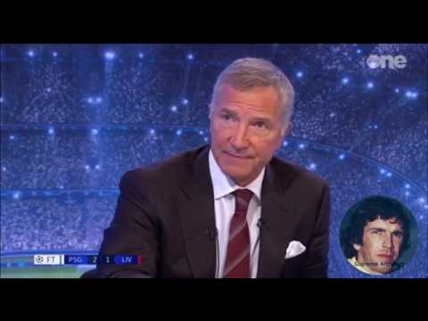 Graeme Souness Liverpool don't have the quality in midfield at highest level