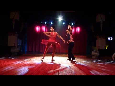 ▶ Rakatan Show Part 3   Cohiba Café, Havana
