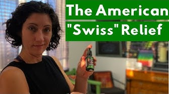 Swiss Relief Pure 1000mg review - A truly Nano-Emulsified CBD Oil