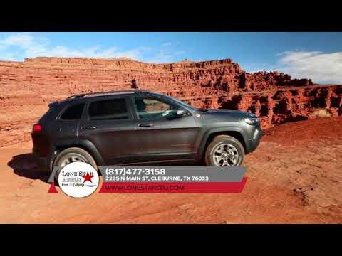 2018 Jeep Cherokee Everman TX | Jeep Cherokee Dealer Everman TX