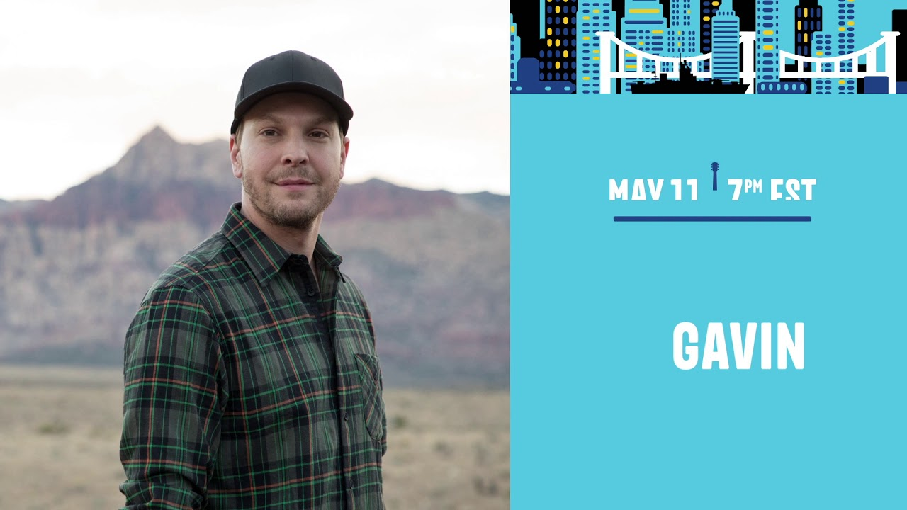 Introducing the #HealthCareHeroes Concert Series, Featuring Gavin DeGraw