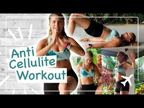 Anti Cellulite Workout || Straffer Po Und Oberschenkel #33