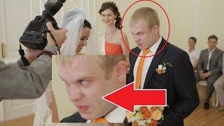 Самые странные фотографии с русских свадеб
