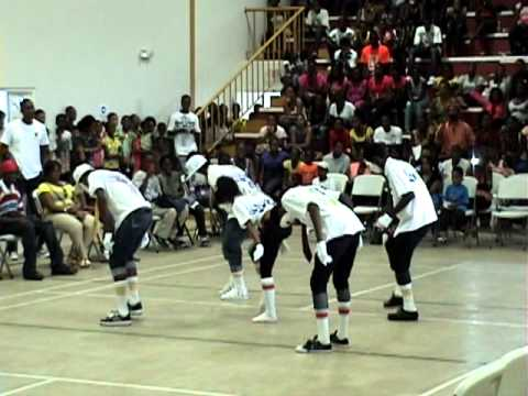 Hype Iconz-St. David's Dance Group (Grenada)-Youth Have It! Expo 2011