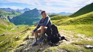 Hiking 120 Miles Al๐ne on the Tour Du Mont Blanc Loop