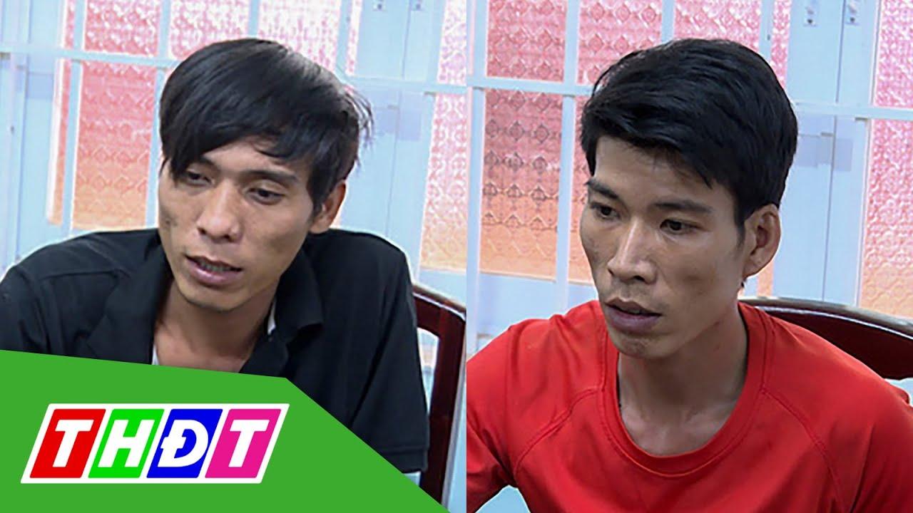 Bắt hai con nghiện cắt phá trụ ATM, trộm nhiều xe máy ở Vũng Tàu | THDT