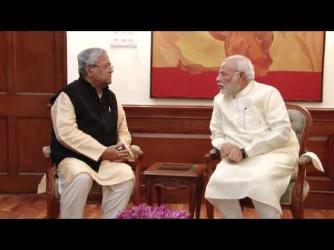 Nagaland Governor calls on PM