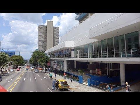 Havana, Cuba - Drive Through Havana HD (2017)