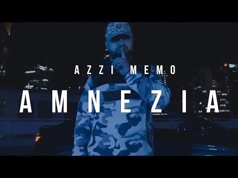 AZZI MEMO - AMNEZIA [Official  Video]