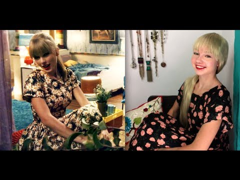 taylor swift halloween costume hair makeup - What Was Taylor Swift For Halloween