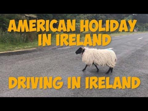 Ireland Holiday - American Driving in Ireland