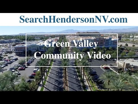 Living in Henderson, NV: Green Valley