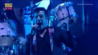 The Killers - Jenny Was a Friend of Mine (Lollapalooza 2018) (São Paulo)