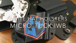 White Hat Concealed Carry Holster Review