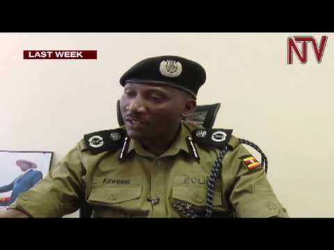 Profile of Andrew Felix Kaweesi, a fast rising star of the Uganda Police Force