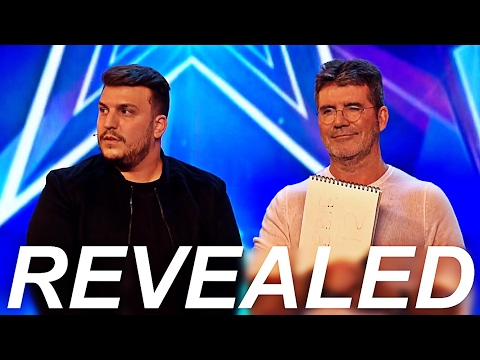 DNA: Britain's Got Talent Mind Reading Trick Revealed