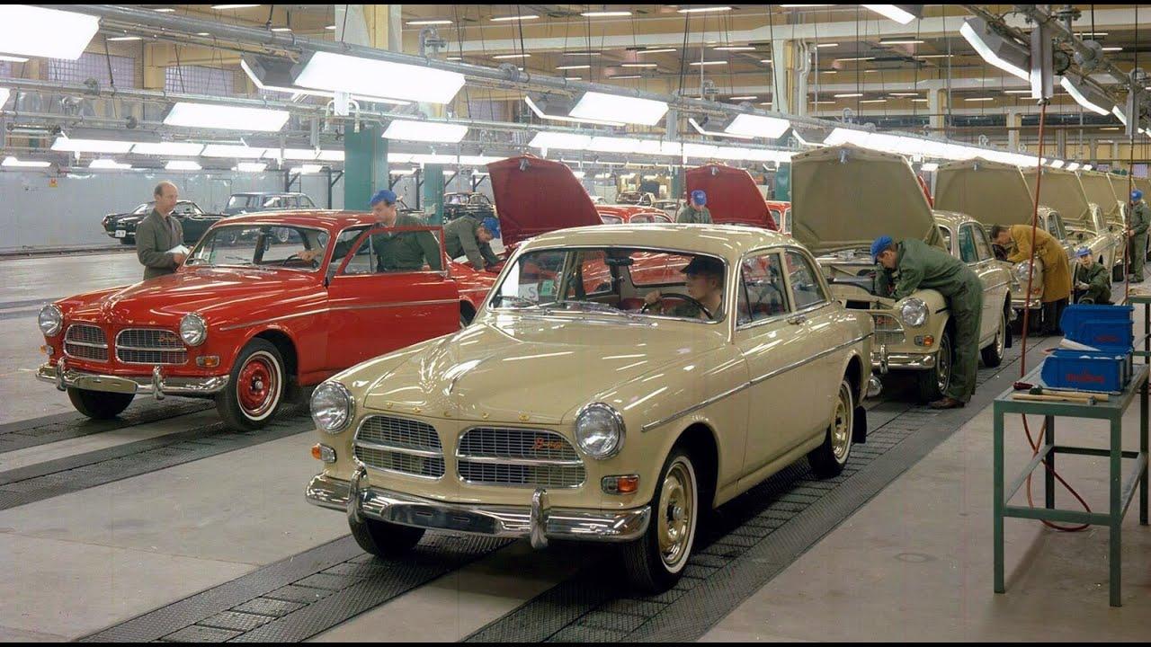 volvo 50 år Volvo Torslandafabriken 50 år (1964 2014)   YouTube volvo 50 år