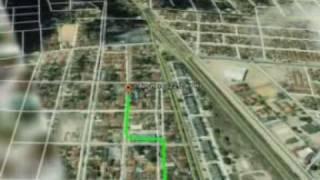 GPS Bluetooth + Google Earth (Bridge) + PC